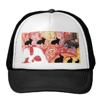 Bunnies trucker hat