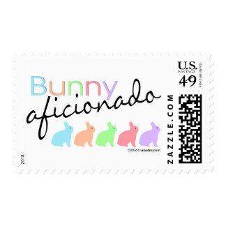 Bunny Aficionado Stamps