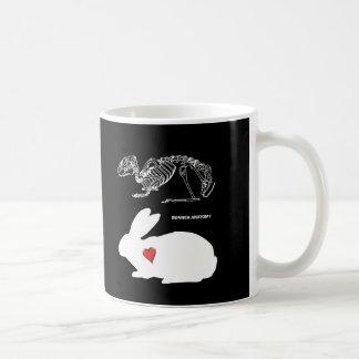Bunny Anatomy Coffee Mugs