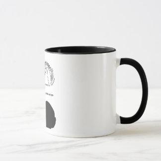Bunny Anatomy Mug