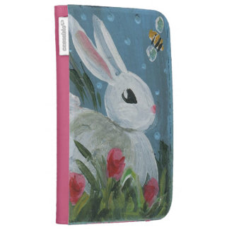 bunny and bee cases for kindle