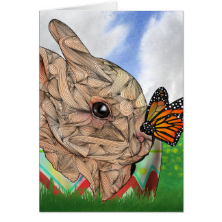 Bunny and Butterfly Cards