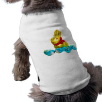 Bunny and Eggs Pet Clothing