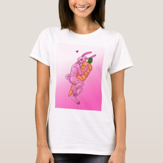 Bunny and his Carrot! T-Shirt