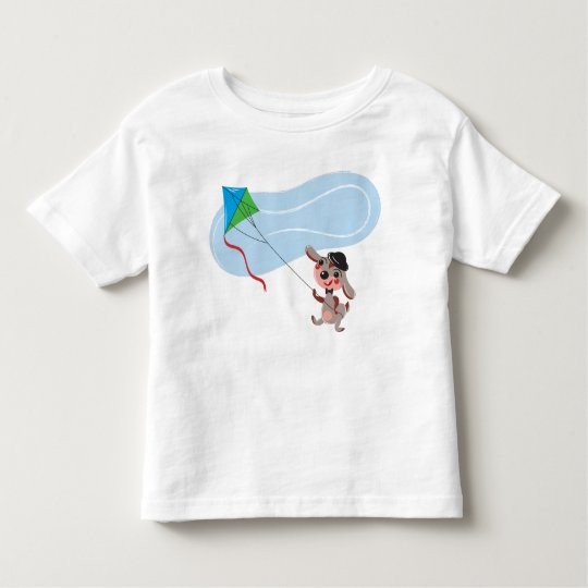 Bunny and Kite 2 Toddler T-shirt