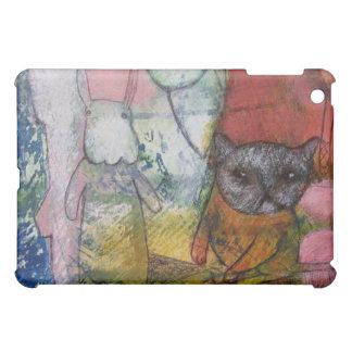 Bunny and Kitty  iPad Mini Cases