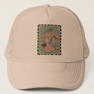 Bunny and Me Trucker Hat