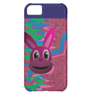Bunny Attack iPhone 5C Covers