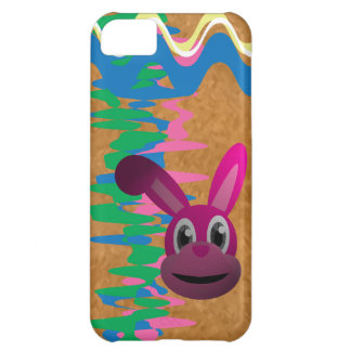 Bunny Attack iPhone 5C Cases