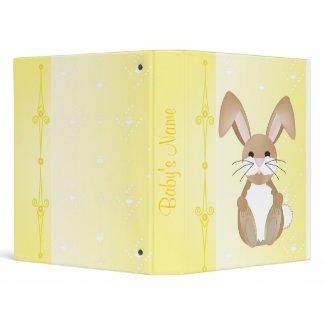 Bunny Baby Album binder