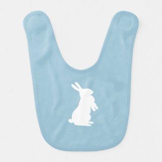 Bunny Baby Bib