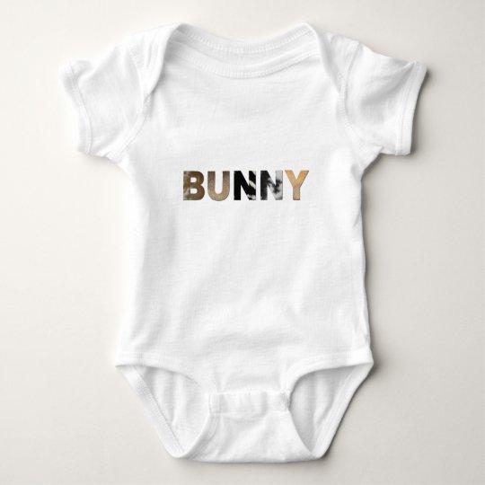 BUNNY BABY BODYSUIT