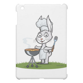Bunny Barbecue iPad Mini Case