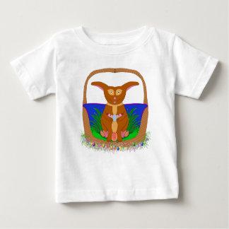 Bunny Basket Baby T-Shirt