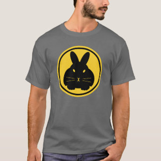 Bunny Beacon - whiskers on front T-Shirt