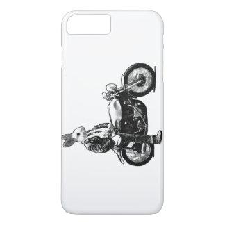 Bunny biker iPhone 7 plus case