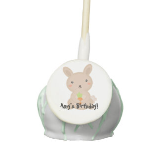 Bunny birthday party favors