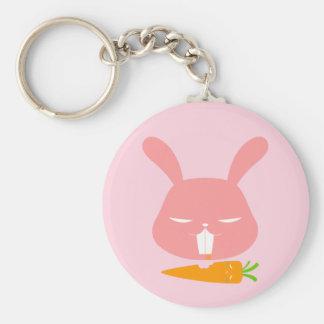 Bunny Bites Keychain