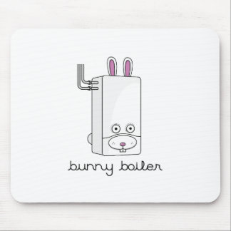 Bunny Boiler Mouse Pad