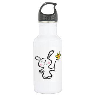 Bunny Bottle. Very cute Stainless Steel Water Bottle