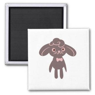 Bunny Bowtie Magnet