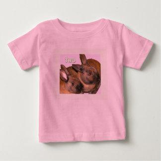 Bunny Bunnies Two Bunnies Shirt