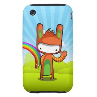 Bunny Bunny iPhone 3 Tough Case