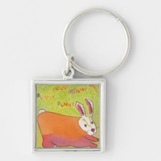 Bunny Bunny Keychain! Fun! Keychain
