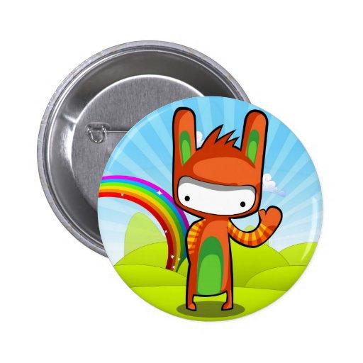 Bunny Bunny Pins