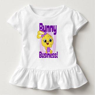 Bunny Business Toddler T-shirt
