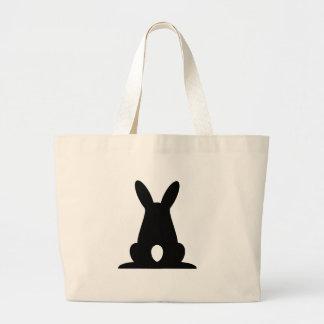 Bunny Butt Jumbo Tote Bag