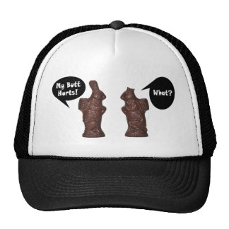 Bunny Butt Trucker Hat