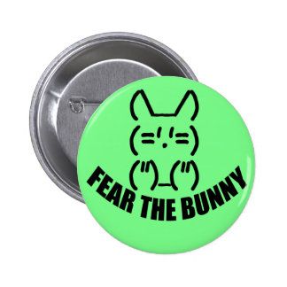 Bunny Button - Green