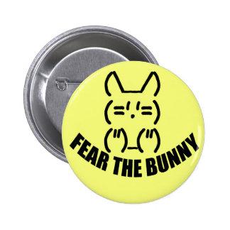 Bunny Button - Yellow