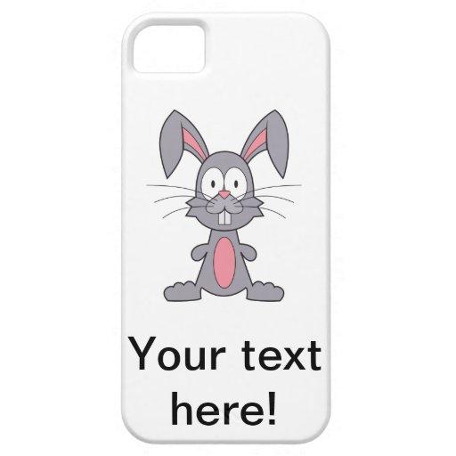 Bunny cartoon iPhone 5 case