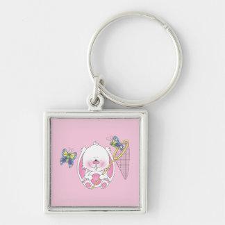 Bunny Cartoon Keychain