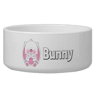 Bunny Cartoon Pet Bowl
