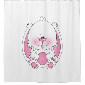 Cartoon Shower Curtains   Zazzle