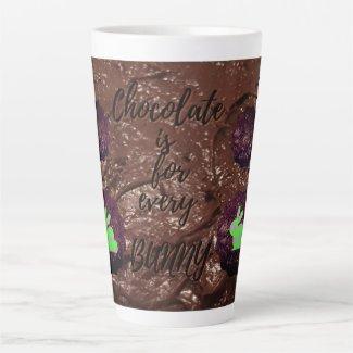 Bunny Chocolate Latte Mug