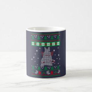 Bunny Christmas Coffee Mug