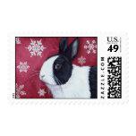 Bunny Christmas Postage