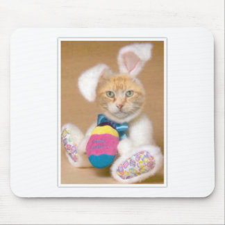 Bunny Claude Mouse Pad