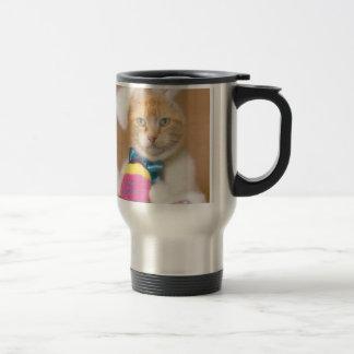 Bunny Claude Travel Mug
