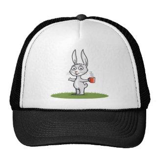 Bunny Coffee Trucker Hat