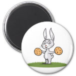 Bunny Cookies Magnets