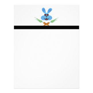 Bunny & Cross Carrots Letterhead