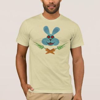 Bunny Cross Carrots Tee Shirt