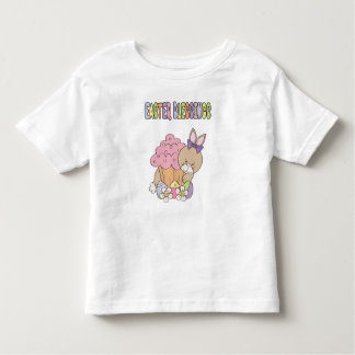 Bunny Cupcake Blessings Toddler T-shirt