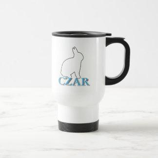 Bunny Czar Coffee Mug