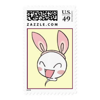 Bunny!!! :D Stamp